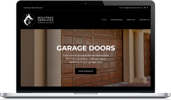 Automated Gates and Garage Doors Johannesburg