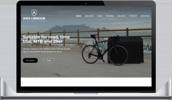 Bike Armour - Bike Box South Africa