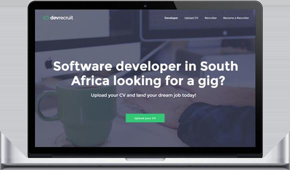 Devrecruit - Website by Website Design Studio