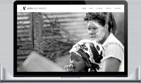 Jewel Blu Images Photography - Website by Website Design Studio