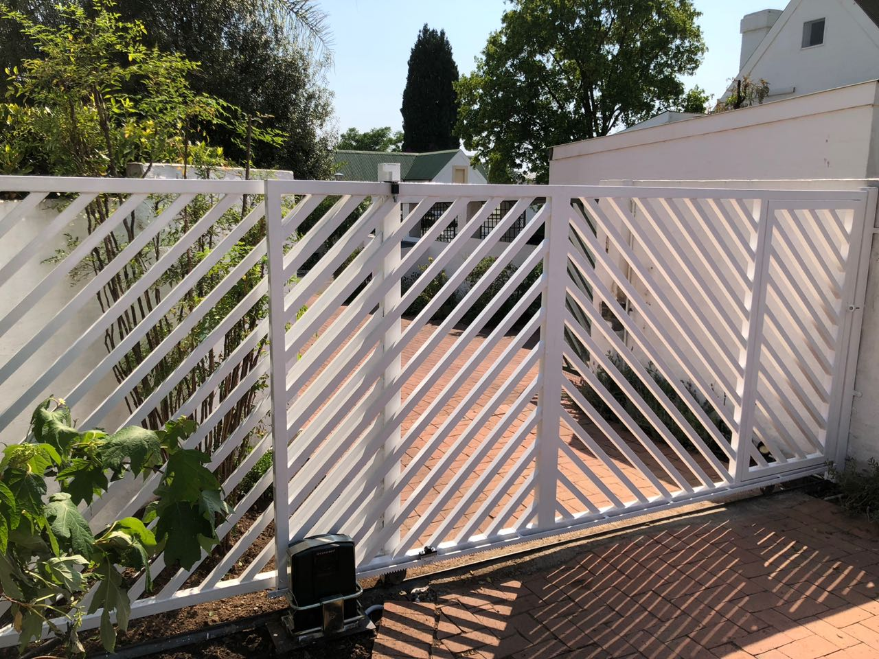 Automated Gate Installers Johannesburg
